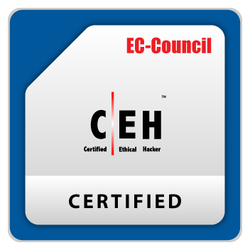 EC-Council Certified Ethical Hacker Badge
